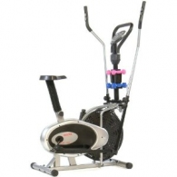 AsVIVA 2 in 1 CROSSTRAINER & HEIMTRAINER